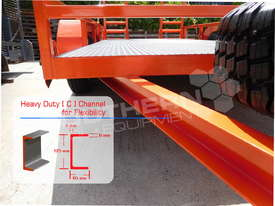 3.5 TON Heavy Duty Plant Trailer Deluxe ATTPT - picture1' - Click to enlarge