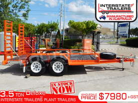 3.5 TON Heavy Duty Plant Trailer Deluxe ATTPT - picture0' - Click to enlarge