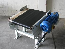 Small Motorised Conveyor - 0.5m long - picture4' - Click to enlarge