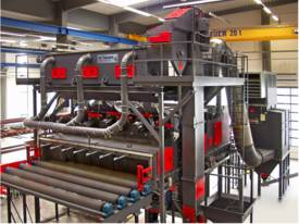 Rosler Conveyor Machines - picture6' - Click to enlarge