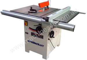 LEDACRAFT MJ2325CB 250mm cabinet base table saw