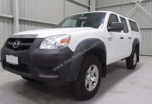Mazda BT-50 DX B3000 Utility Light Commercial