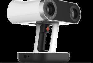 Fully Mobile 3D Scanner with Touch Screen