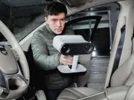 Fully Mobile 3D Scanner with Touch Screen - picture2' - Click to enlarge
