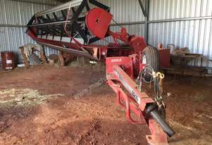 Case IH 8210 Windrowers Hay/Forage Equip