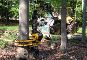 GMT050 felling grapple saw for 8+ ton excavators