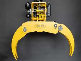 GMT050 felling grapple saw for 8+ ton excavators - picture2' - Click to enlarge