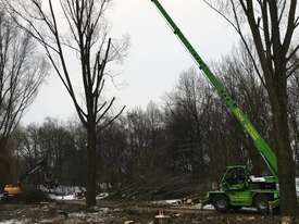 GMT050 felling grapple saw for 8+ ton excavators - picture6' - Click to enlarge