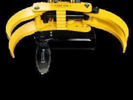 GMT050 felling grapple saw for 8+ ton excavators - picture8' - Click to enlarge