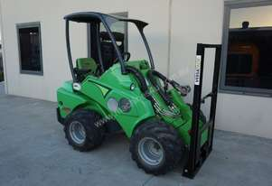 Used Avant 520 Articulated Loader
