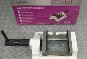 Optimum 100mm Drill Press Vice