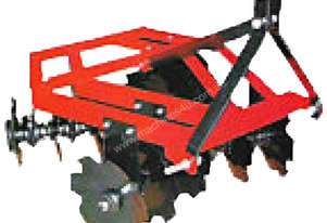 DISK HARROW 4' CAT1 3PL