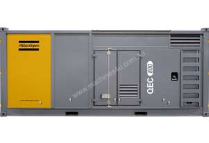 Atlas Copco Prime Fixed Generator QEC 800 Temporary Power Generator