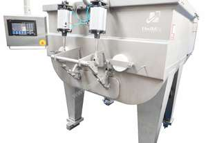 Twin Shaft Mixer (designed for meat etc)