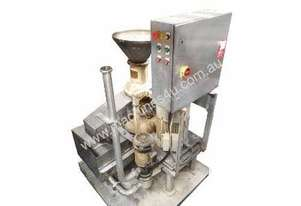 Colloid Mill / Mincer for fibrous products