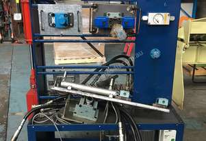 Hydraulic Test Bench Training Unit portable on cabinet