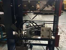 Hydraulic Test Bench Training Unit portable on cabinet - picture2' - Click to enlarge