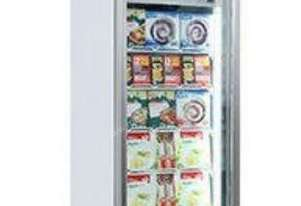UF0500LF Bromic - Flat Glass 444L LED Upright Display Freezer