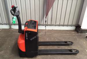 BT LWE160 CURRENT MODEL PALLET MOVER