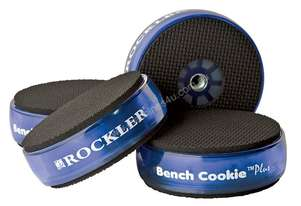 Rockler Bench Dog Bench Cookie Plus Work Grippers - 4Pk