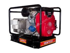 Gentech 3 Phase Honda 12.5kVA Generator - picture3' - Click to enlarge