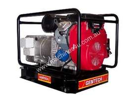 Gentech 3 Phase Honda 12.5kVA Generator - picture4' - Click to enlarge