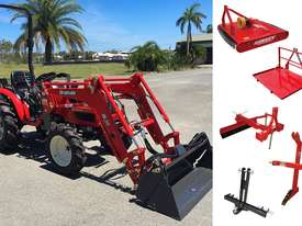 Branson 3100H FWA/4WD Tractor - picture0' - Click to enlarge