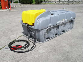 600L Diesel Fuel Tank Fuel Storage Unit 12V Italian pump TFPOLYDD - picture3' - Click to enlarge