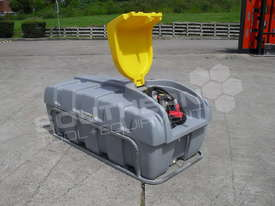 600L Diesel Fuel Tank Fuel Storage Unit 12V Italian pump TFPOLYDD - picture4' - Click to enlarge