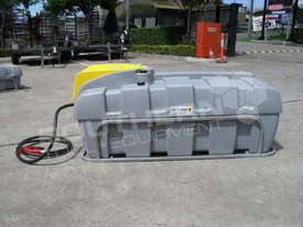600L Diesel Fuel Tank Fuel Storage Unit 12V Italian pump TFPOLYDD - picture6' - Click to enlarge