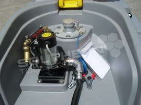 600L Diesel Fuel Tank Fuel Storage Unit 12V Italian pump TFPOLYDD - picture12' - Click to enlarge