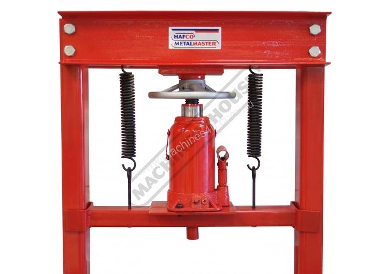 HP-20 Hydraulic Press + Hand Wheel Package Deal 20 Tonne