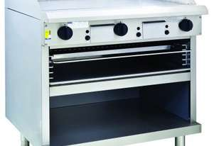 Luus GTS-9 900mm Griddle Toaster Professional Series