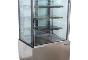 Anvil Aire DSV0840 4 Tier Square Glass Cake Display - 1200mm
