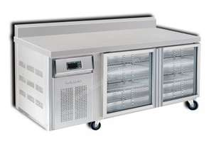 Semak BC1800-G6 2 Door 1800 Bar Chiller with Splashback