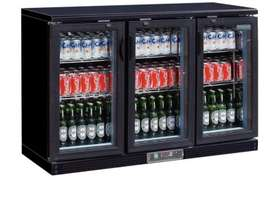 Polar Triple Hinged Door Back Bar Chiller 870mmH AUS PLUG - picture0' - Click to enlarge
