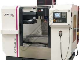 F150TC OPTi-Mill Optimum CNC Milling Machine (X) 650mm (Y) 500mm (Z) 500mm - picture0' - Click to enlarge