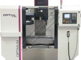 F150TC OPTi-Mill Optimum CNC Milling Machine (X) 650mm (Y) 500mm (Z) 500mm - picture2' - Click to enlarge