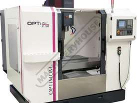F150TC OPTi-Mill Optimum CNC Milling Machine (X) 650mm (Y) 500mm (Z) 500mm - picture3' - Click to enlarge
