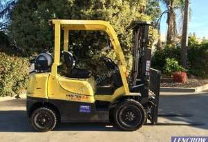 Used Hyster 2 500 kgs Forklift