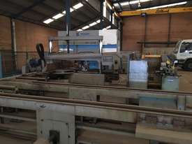 Used Vernet Behringer Beam Line Drill and Saw - picture1' - Click to enlarge