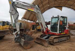 2017 TACKEUCH TB290 8.7T EXCAVATOR WITH ALL OPTIONS AND BUCKETS
