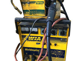 WIA MIG Welder 320 Amp Weldmatic Fabricator with W17 SWF Wire Feeder - picture0' - Click to enlarge