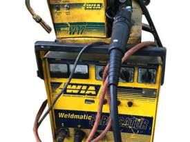 WIA MIG Welder 320 Amp Weldmatic Fabricator with W17 SWF Wire Feeder - picture1' - Click to enlarge