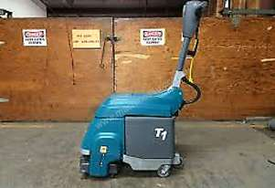 Tennant T1 Floor Scrubber (cord operated)