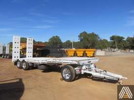 2018 NEW FWR TRI AXLE DOG TRAILER - picture0' - Click to enlarge