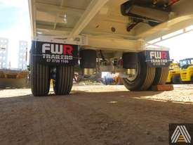 2018 NEW FWR TRI AXLE DOG TRAILER - picture6' - Click to enlarge