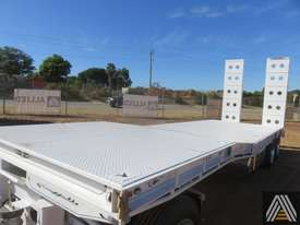 2018 NEW FWR TRI AXLE DOG TRAILER - picture8' - Click to enlarge