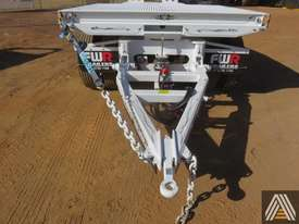 2018 NEW FWR TRI AXLE DOG TRAILER - picture9' - Click to enlarge
