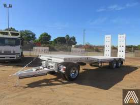 2018 NEW FWR TRI AXLE DOG TRAILER - picture10' - Click to enlarge